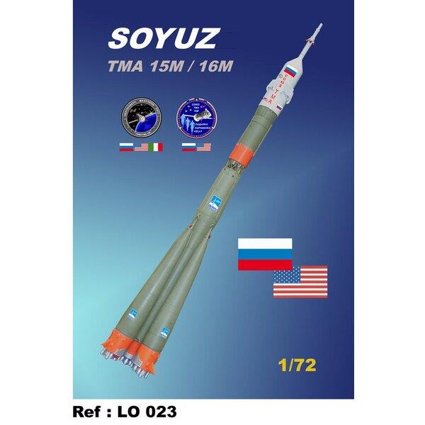 Soyuz (EE.UU.) TMA 15M / 16M