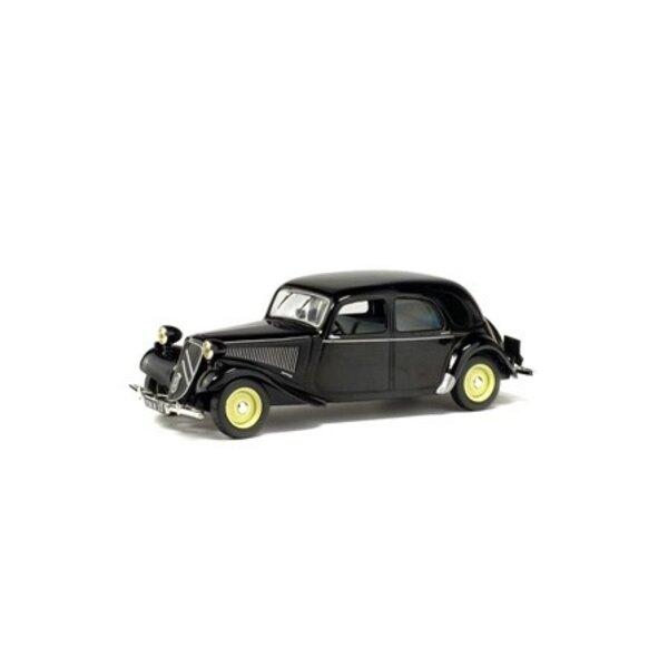 Citroen Traction 11cv 1950 Noire