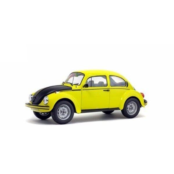 VW BEETLE 1303 1973 YELLOW