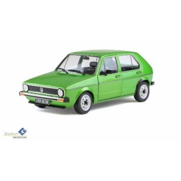 VW GOLF CL 1983 GREEN VIPER (REISSUE)
