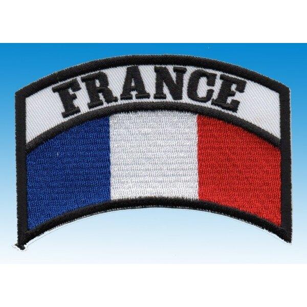 Patch FRANCE épaule/Shoulder Velcro