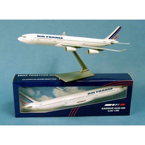 Air France Airbus A340-300 (10pcs Set)