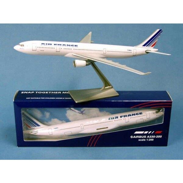 Air France Airbus A330-200 (10pcs Set)