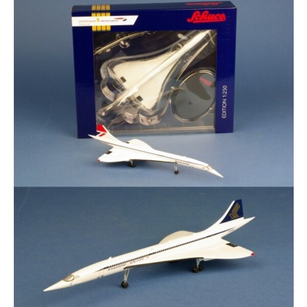 Singapur / Concorde de British Airways
