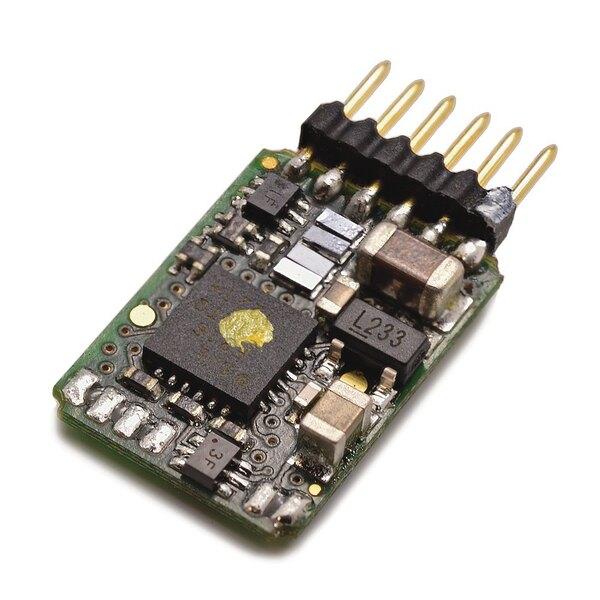 Straight plug decoder (NEM 651) feedback enabled.