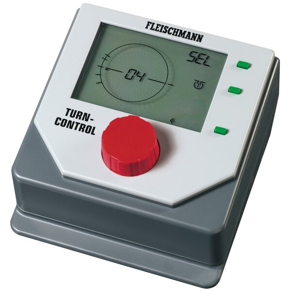 Turntable Controller with track pre-selection.