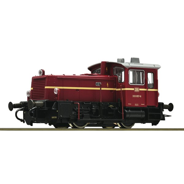 Diesel locomotive series 333, DB