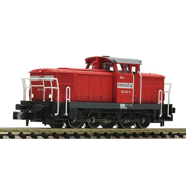 Diesel locomotive BR 345, DB AG (DB AutoZug)
