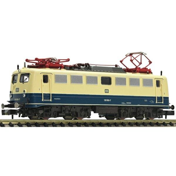 Electric locomotive BR 139, DB