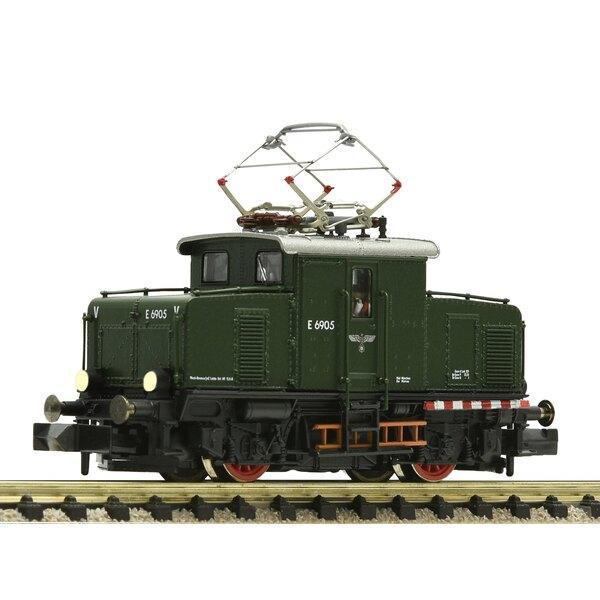 Electric locomotive BR E 69, DRB