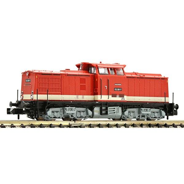 Diesel locomotive BR 112, DR