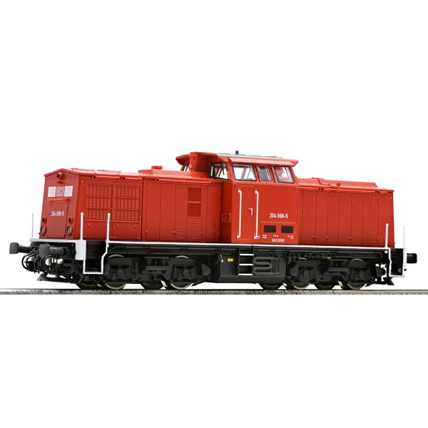 Diesel locomotive series 204, DB AG