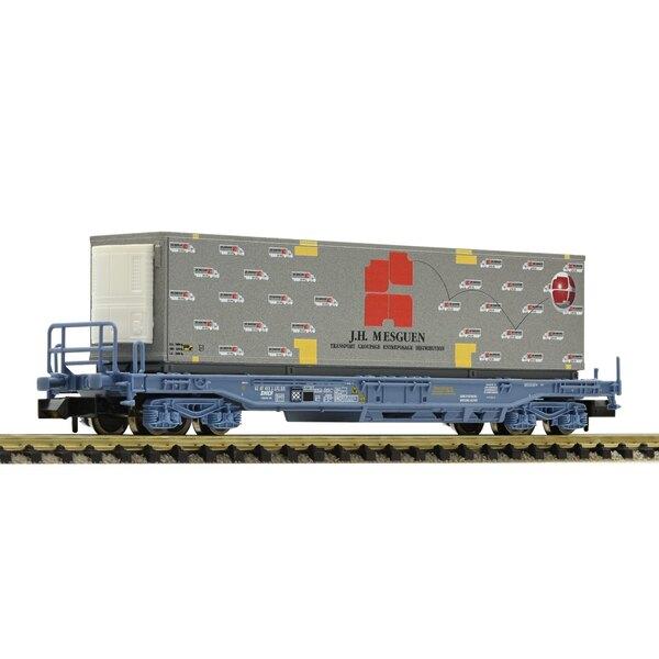 Standard pocket wagon J.H. MESGUEN, SNCF