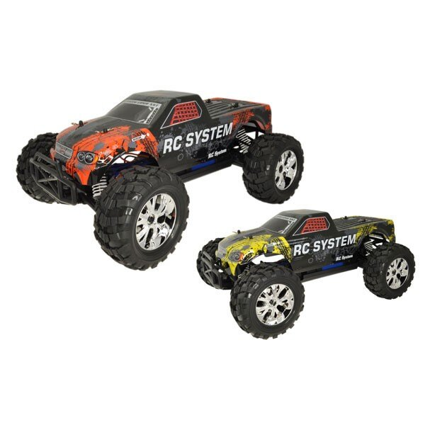 VOITURE JUMPER 1/10 4x4 BRUSHED RTR