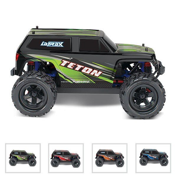 LATRAX TETON - 4x4 - 1/18 BRUSHED TQ 2.4GHZ