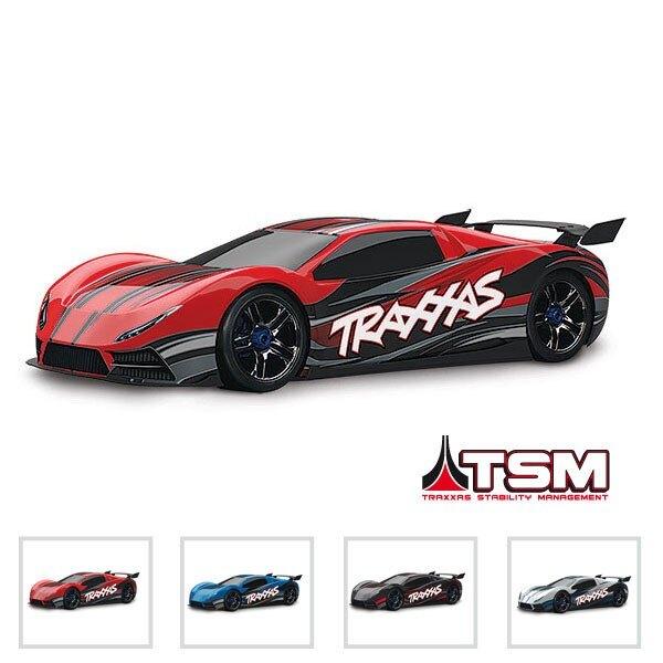 Xo-1 Supercar - 4x4 - Brushless - Telemetrie – TSM