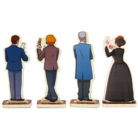 2pc 1 6 Action Figure Référence de la tête de poupée Sculpture