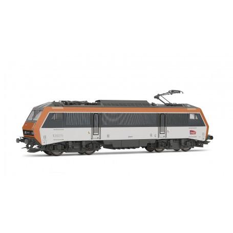 Locomotive électrique BB26075, livréeBéton nouveau logo, SNCF époque VI