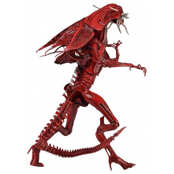 Aliens figurine Ultra Deluxe Genocide Red Queen 38 cm