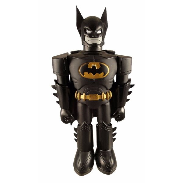 DC Comics figurine Vinyl Invaders Batman Robot SDCC 2012 Exclusive 28 cm