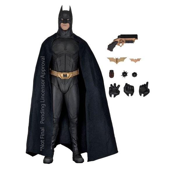 Batman Begins figurine 1/4 Batman (Christian Bale) 46 cm