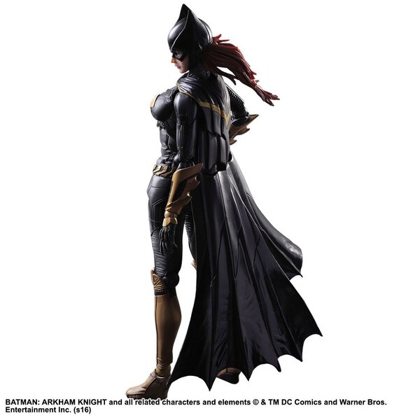 Batman Arkham Knight Play Arts Kai figurine Batgirl 25 cm