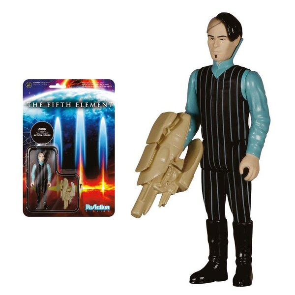 The Fifth Element ReAction figurine Zorg 10 cm