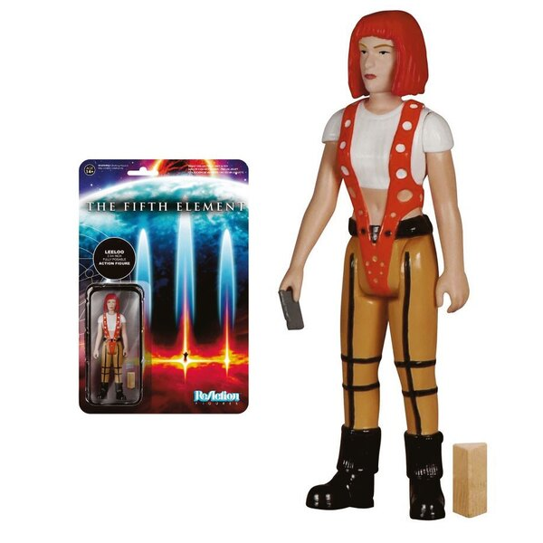 The Fifth Element ReAction figurine Leeloo 10 cm
