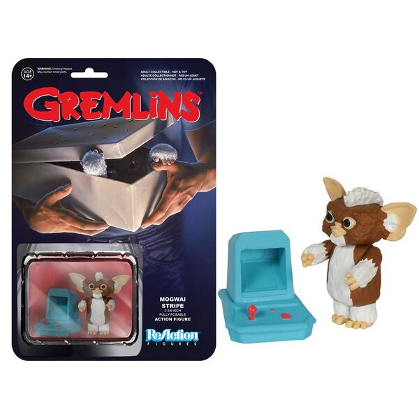 Gremlins ReAction figurine Mogwai Stripe 6 cm