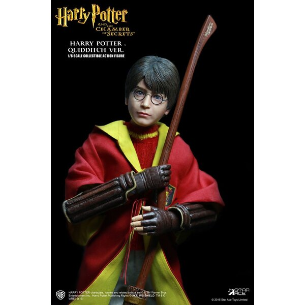 Harry Potter My Favourite Movie pack 2 figurines Potter & Malfoy Quidditch Ver. 26 cm