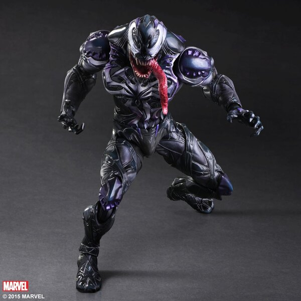 Marvel Comics Variant Play Arts Kai figurine Venom 26 cm