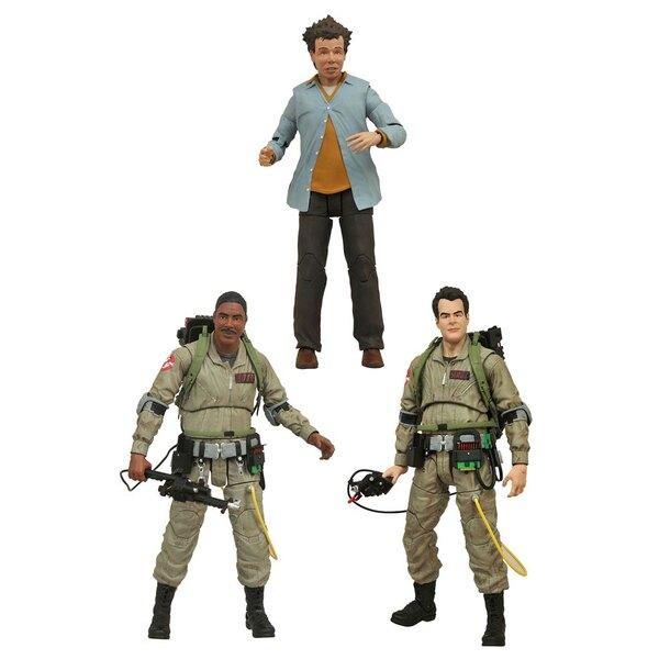 SOS Fantômes Select série 1 assortiment figurines 18 cm (6)
