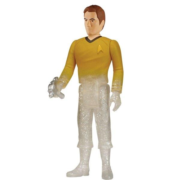 Star Trek ReAction figurine Phasing Captain Kirk 10 cm