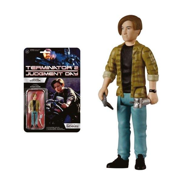 Terminator 2 ReAction figurine John Connor 10 cm