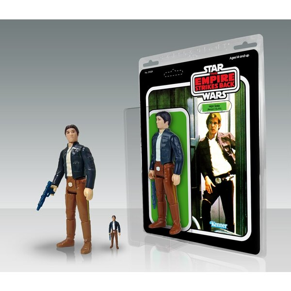Star Wars figurine Jumbo Vintage Kenner Han Solo (Bespin Outfit) 30 cm