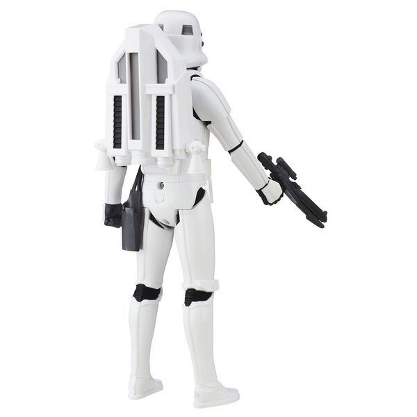 Star Wars Rogue One figurine interactive Imperial Stormtrooper 30 cm *ALLEMAND*