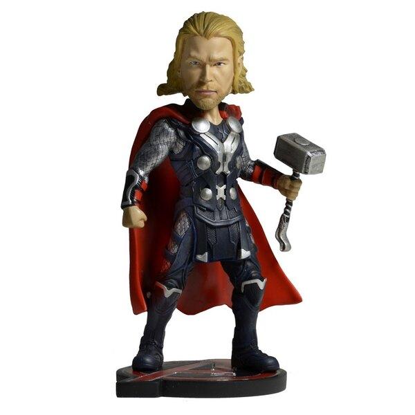 Avengers L`Ère d`Ultron Head Knocker Extreme Thor 18 cm