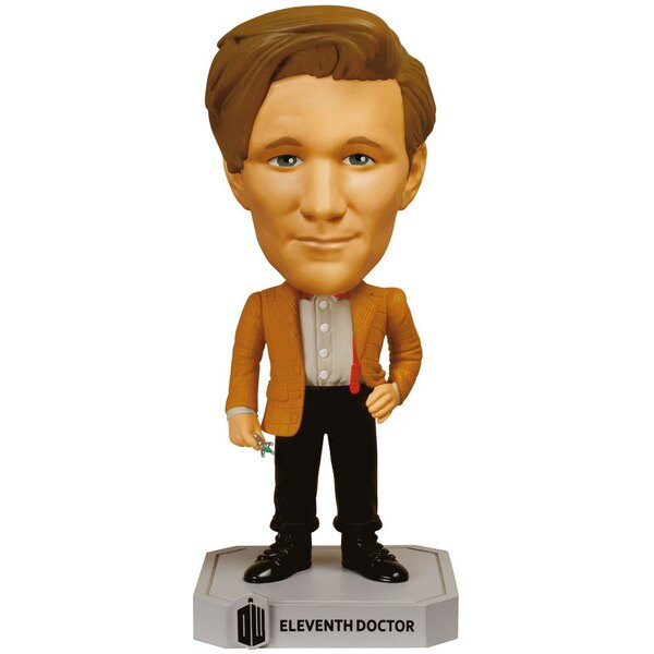 Doctor Who Wacky Wobbler Bobble Head 11th Doctor 15 cm