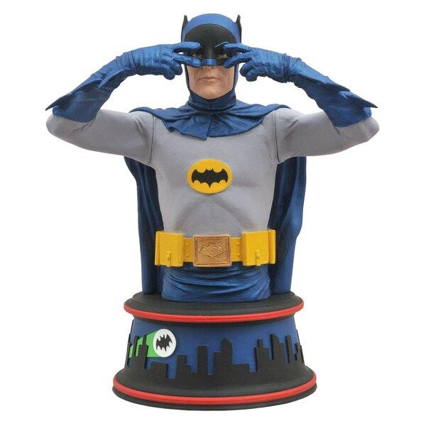 Batman 1966 buste Batusi Batman 15 cm