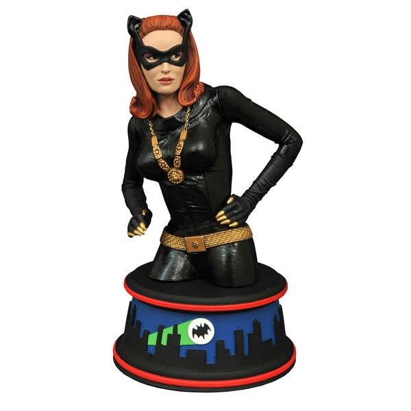 Batman 1966 buste Catwoman 15 cm