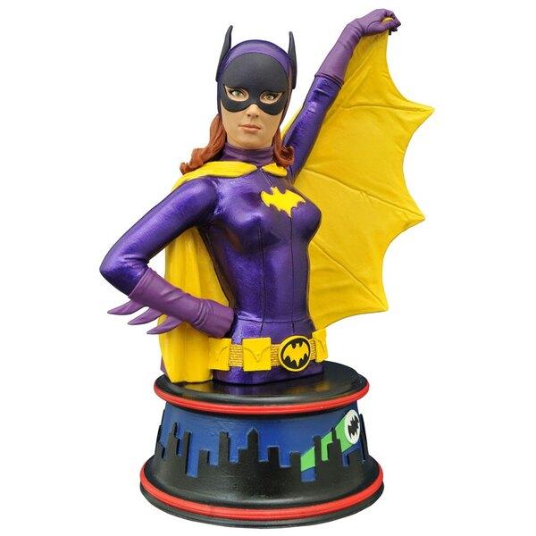 Batman 1966 buste Batgirl 15 cm