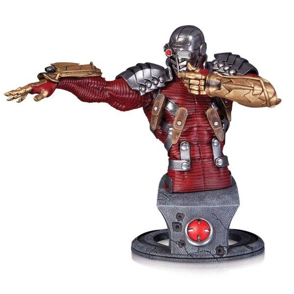 DC Comics Super Villains buste Deadshot 17 cm