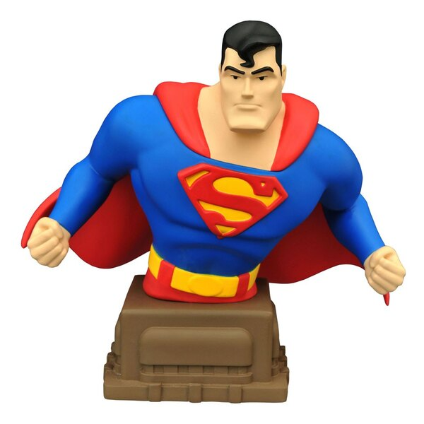 Superman l'Ange de Metropolis buste Superman 15 cm