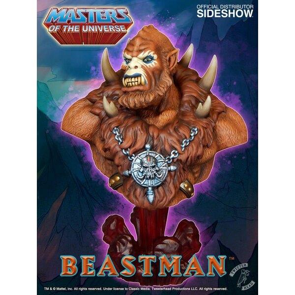 Les Maîtres de l'univers buste Beastman 25 cm