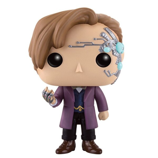 Doctor Who Figurine POP! Television Vinyl 11th Doctor (Mr. Clever) 9 cm
