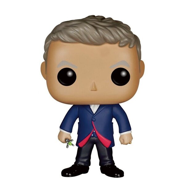 Doctor Who Figurine POP! Television Vinyl 12th Doctor 9 cm