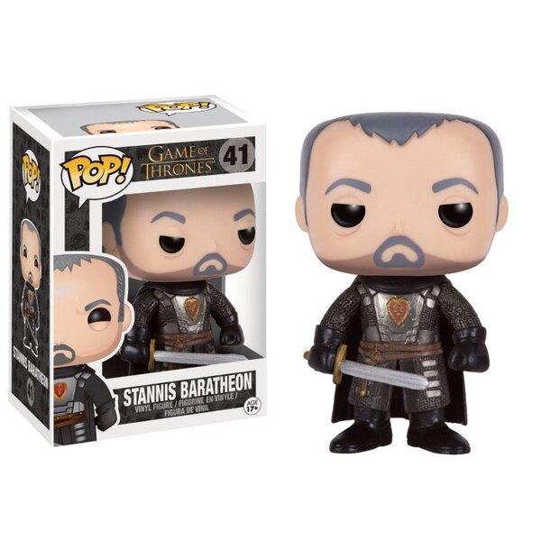 Le Trône de fer POP! Television Vinyl figurine Stannis Baratheon 9 cm