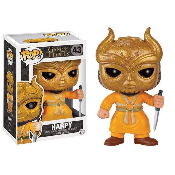Le Trône de fer POP! Television Vinyl figurine Harpy 9 cm