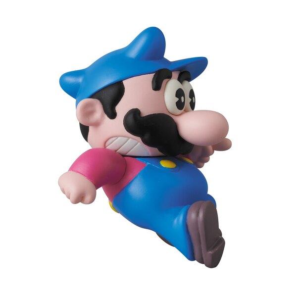 Nintendo mini figurine Medicom UDF série 2 Mario (Mario Bros.) 6 cm