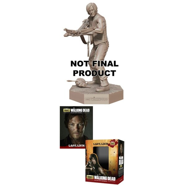 The Walking Dead figurine Collector´s Models #2 Daryl Dixon 9 cm